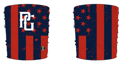 Perfect Game Apparel - Freestyle Sublimated Turbo Gaiter - Perfect Game Apparel