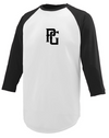 Perfect Game Youth 3/4 Performance Shirt - Perfect Game Apparel