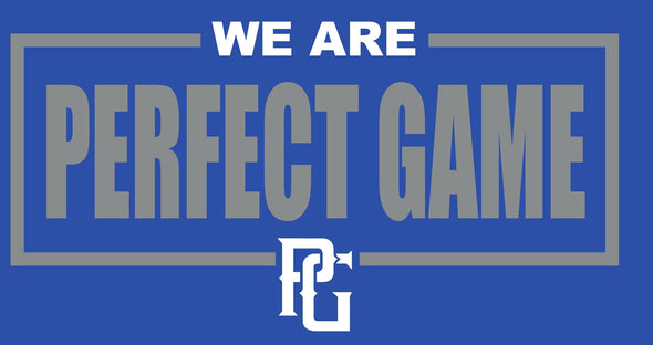 Perfect Game We Are PG Short Sleeve - Perfect Game Apparel