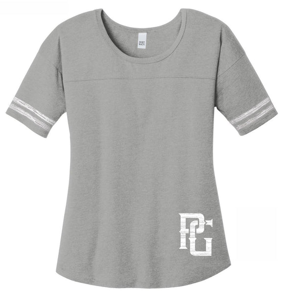 Perfect Game Lifestyle Ladies Varsity Tee