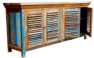 Set Sail with 4 Amazing New Teak Chests Made From Recycled Boats