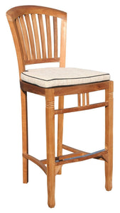 Indoor Cushion For Orleans Chairs/Barstools-Chic Teak