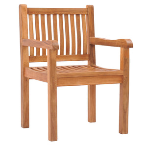 Teak Wood Elzas Arm Chair