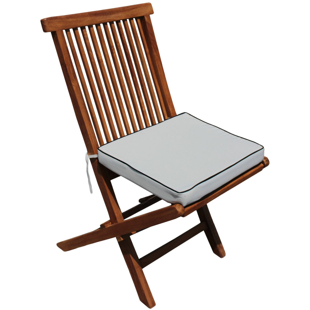 Cushion for Teak California Folding Chairs - La Place USA Furniture Outlet
