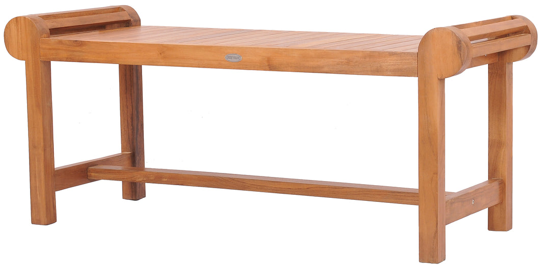 Teak Wood Lutyens Coffee Table - La Place USA Furniture Outlet