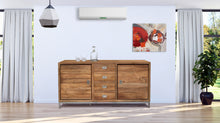 Recycled Teak Wood Stella Sideboard - La Place USA Furniture Outlet