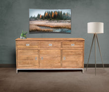 Recycled Teak Wood Stella Buffet - La Place USA Furniture Outlet