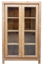 Recycled Teak Solo Cupboard / Bookcase - La Place USA Furniture Outlet