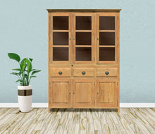 Recycled Teak Wood Bali Cupboard Medium - La Place USA Furniture Outlet