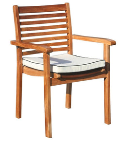 Cushion For Italy Chair and Kasandra Arm Chair-Chic Teak