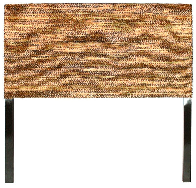Abaca Headboard Queen Size - La Place USA Furniture Outlet