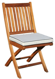 Cushion For Santa Barbara Folding Chair and Kasandra Side Chair - La Place USA Furniture Outlet