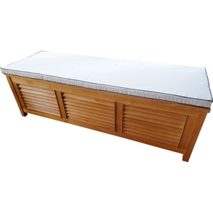 Cushion for Teak Wood Manhattan Pool Box - La Place USA Furniture Outlet