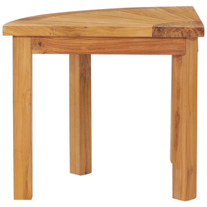 Teak Wood Miami Shower Stool