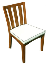 9 Piece Rectangular Teak Wood Boston Table/Chair Set With Cushions - La Place USA Furniture Outlet