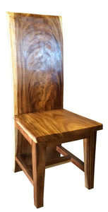 Suar Amazon Live Edge Dining Chair - La Place USA Furniture Outlet