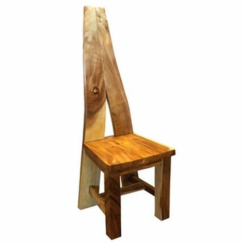 Suar Rio de la Plata Live Edge Dining Chair - La Place USA Furniture Outlet