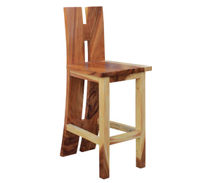 Suar Rio Negro Live Edge Counter Stool