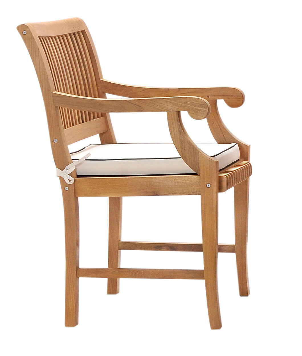 Cushion for Teak Castle Chairs, Barstools and Counter Stools - La Place USA Furniture Outlet