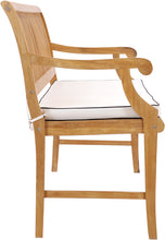 Cushion for 6 Foot Teak Castle Benches With and Without Arms - La Place USA Furniture Outlet
