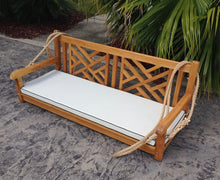 Cushion For Double Chippendale Bench & Swing