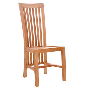 Teak Wood Balero Side Chair