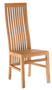 Teak Wood West Palm Side Chair - La Place USA Furniture Outlet