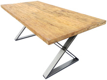 Everglades Reclaimed Wood Rustic Dining Table, 71 inch - La Place USA Furniture Outlet