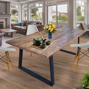 Palm Beach Mango Wood Dining Table, 79 inch