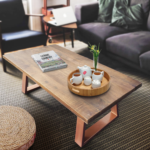 Palm Beach Mango Wood Coffee Table