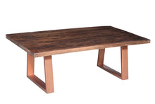 Palm Beach Mango Wood Coffee Table - La Place USA Furniture Outlet