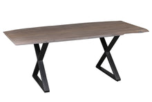 Gulf Coast Acacia Wood Dining Table, 79 inch - La Place USA Furniture Outlet