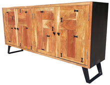 Everglades Acacia Wood Side Board - La Place USA Furniture Outlet