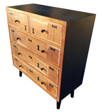 Everglades Acacia Wood Dresser/Chest - La Place USA Furniture Outlet