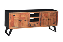 Everglades Acacia Wood Media Center - La Place USA Furniture Outlet