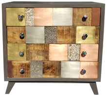 Picasso Mango Wood Chest/Dresser - La Place USA Furniture Outlet