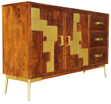 Montevideo Mango Wood Buffet - La Place USA Furniture Outlet