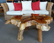 Brazil Suar Coffee Table-Chic Teak