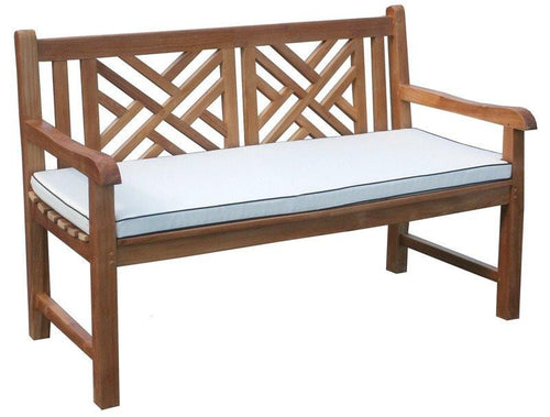 Cushion For Double Chippendale Bench & Swing - La Place USA Furniture Outlet