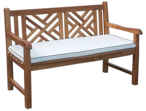 Cushion For Double Chippendale Bench-Chic Teak