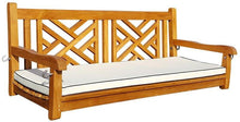 Teak Wood Chippendale Double Swing - La Place USA Furniture Outlet