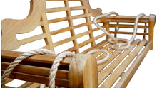 Teak Wood Lutyens Double Swing - La Place USA Furniture Outlet