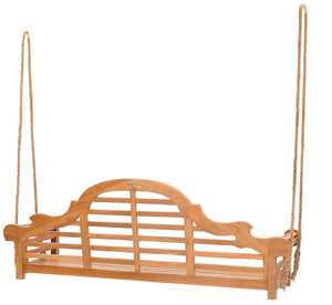 Teak Wood Lutyens Triple Swing - La Place USA Furniture Outlet