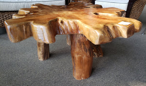 Brazil Suar Coffee Table - La Place USA Furniture Outlet