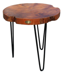 Teak Wood Freedom Side Table - La Place USA Furniture Outlet