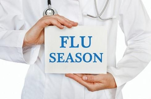 Don't be fooled—there's no such thing as flu season!