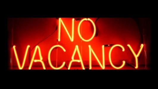 Put up your No Vacancy sign for cancer!