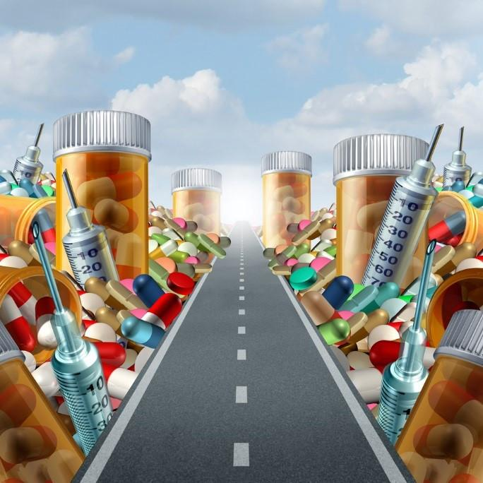 Shocking facts about prescription drug use