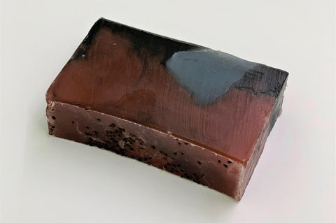 Hemp Oil Soap bar - cranberry lake