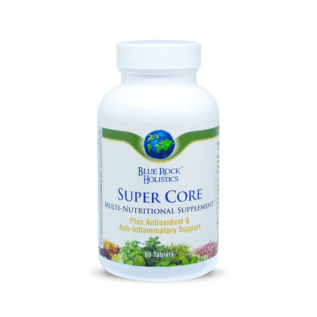 Super Core Multivitamins - Holistic Blends